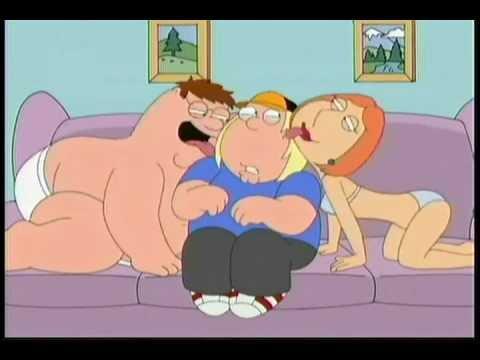 Brian Smacks Lois Ass 49