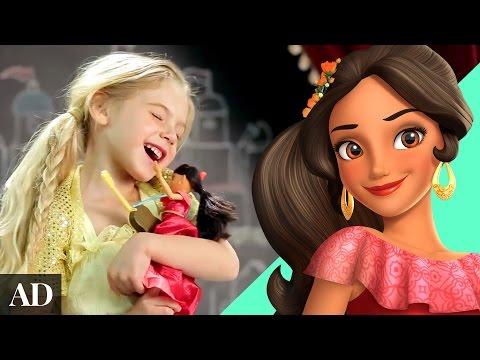 Elena of Avalor Singing Doll Sing-Along | Disney Family