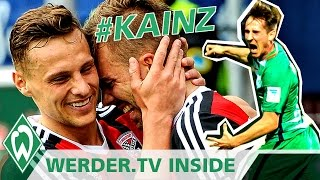 Robert Bauer härter als Chuck Norris & Izet Hajrovic Comeback   WERDER.TV Inside vor FC Ingolstadt