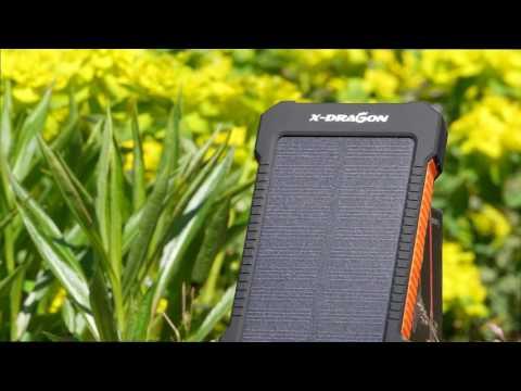 Beste PowerBank für den Sommer?!  #FestivalCheck Solar Ladegerät für Smartphone
