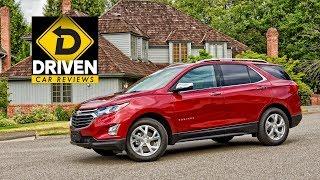 2018 Chevrolet Equinox Premier Review