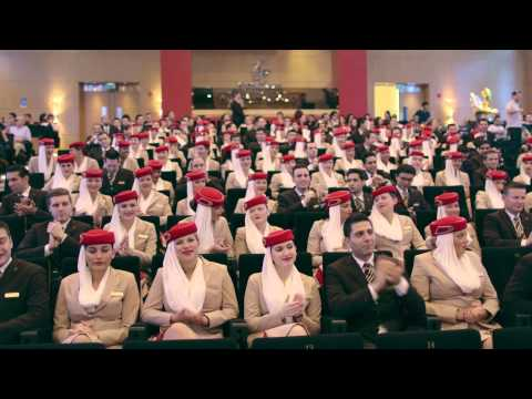 Emirates crosses 20,000 Cabin Crew | Emirates Airline