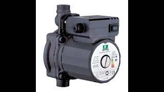 насос для повышения давления в водопроводе