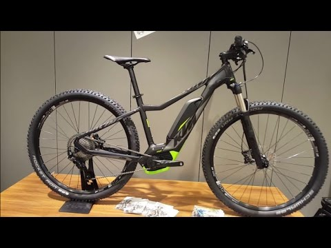 ktm macina action 291 bosch e bike modell 2017 youtube. Black Bedroom Furniture Sets. Home Design Ideas