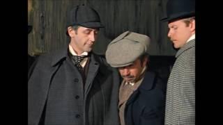 """отрывок из фильма """"Шерлок Холмс и доктор Ватсон: Красным по белому"""""""