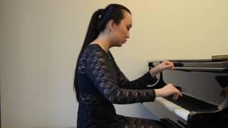 Schumann Abegg Variationen op.1