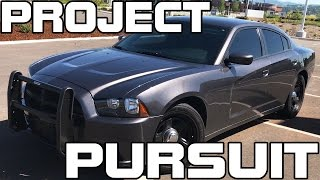 Project Pursuit #1- Walk Around My 2014 Dodge Charger