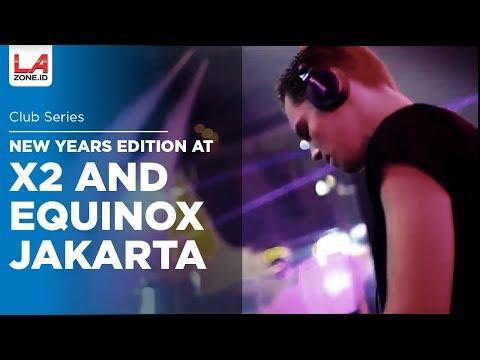 CLUB SERIES - NYE EDITION 2018 at X2 & EQUINOX