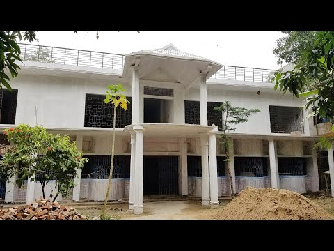 Building The Dream (My Bari) Bangladesh Nabiganj (Part1) 4k 🇧🇩