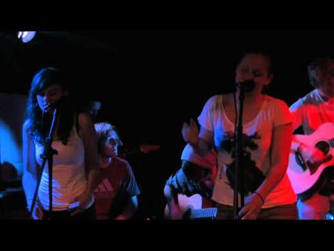 Nino Bumm & Friends - Let Me In (Kulturwerkstatt Frankfurt, 26.05.2012)