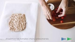 Recetas Niños | Focaccia sin gluten