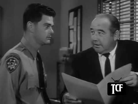 Highway Patrol 111 Statute of Limitations  - Classical American TV Shows