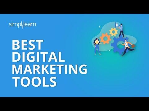 Best Digital Marketing Tools | Digital Marketing Tools 2020 | Digital Marketing | Simplilearn