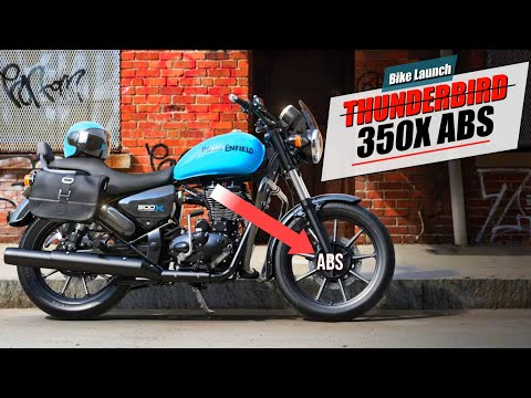 ROYAL ENFIELD THUNDERBIRD 350X ABS LAUNCHED | Price and Special Features | PP Vlogs