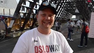 Oslo E-scooter City Tour