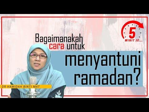5 Minit Jer Ep 17: Bagaimanakah cara untuk menyambut Ramadan?