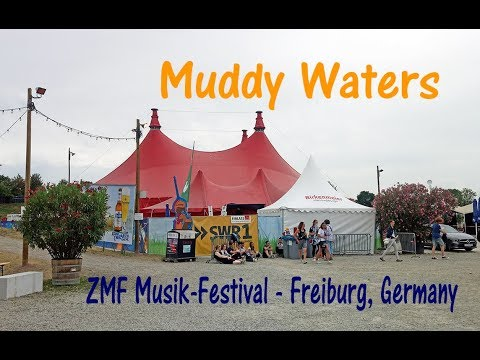 LP - Muddy Waters in Freiburg, Germany