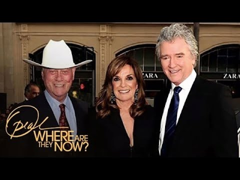 Linda Gray on Larry Hagman's Death  Where Are They Now  Oprah Winfrey Network