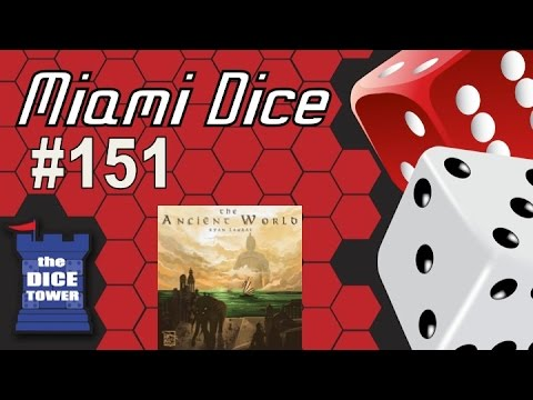 Miami Dice, Episode 151 - The Ancient World