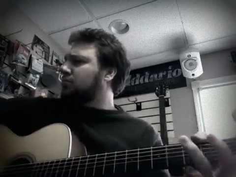 Ray Barry Bluegrass Guitar