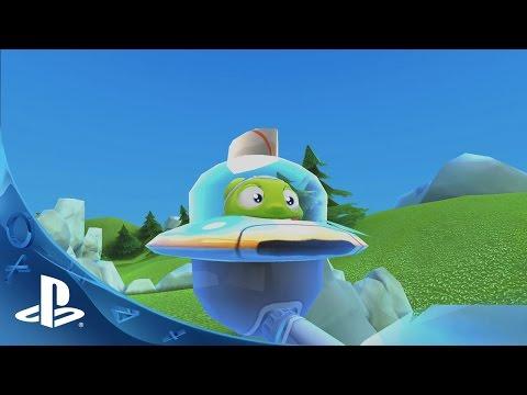 FLUSTER CLUCK Main Trailer | PS4
