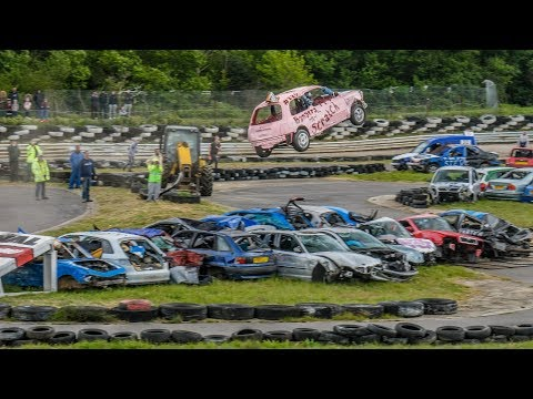Car Jumping! Ramp Competition - Angmering Raceway - 6th May 2019