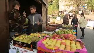 Tolla:aux marchés de la pomme et des fruits d'automne, certains rêvent d'un nouveau verger