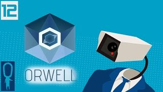 Orwell Game - Gameplay Episode 4 - Memory Hole - Part 12 - Josef Langley
