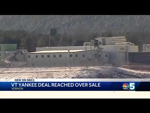 New agreement may speed Vt. Yankee sale