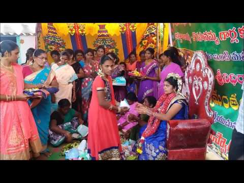 Seemantham (Baby Shower) Video with HQ Songs || Telugu Traditional || India