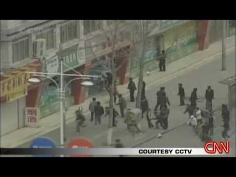 Tibet: Beijing regained control