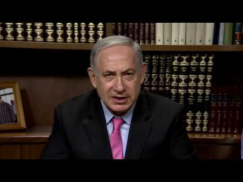 PM Netanyahu: Dear Arab Citizens Of Israel--take Part In Our Society In Droves
