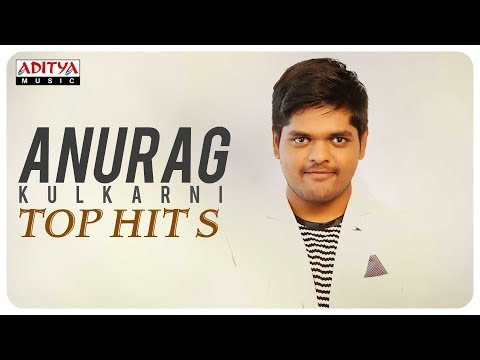 Anurag Kulkarni Top Hits || Latest Telugu Songs Jukebox