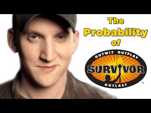 The Probability of Survivor with Poker Pro Jason Somerville