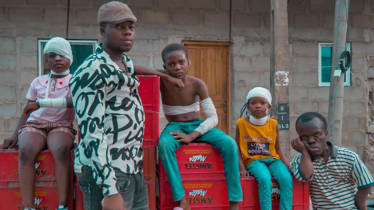 The Cute Abiola – Climb Crate And Win