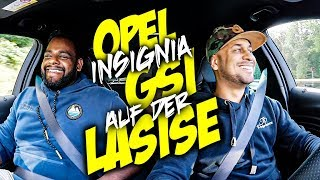 JP Performance - Opel Insignia auf der LaSiSe