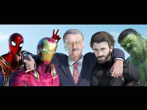 Goodbye Stan Lee: EXCELSIOR