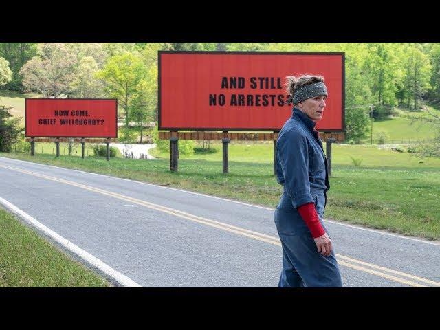 Three Billboards Outside Ebbing, Missouri / Οι Τρεις Πινακίδες Έξω από το Έμπινγκ, στο Μιζούρι