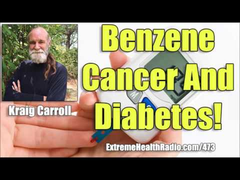 Acute Myeloid Leukemia, Breast Cancer & Diabetes Caused By Benzene?