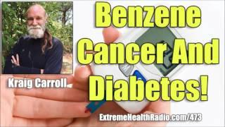 Acute Myeloid Leukemia, Breast Cancer & Diabetes Caused By Benzene?