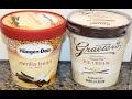Häagen-Dazs vs Graeter's: Vanilla Bean Ice Cream Blind Taste Test