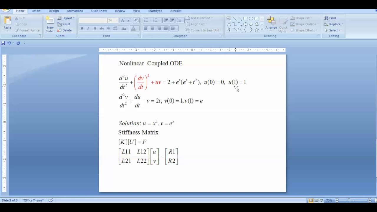 Fem Matlab Code For Linear And Nonlinear Bending Analysis Of
