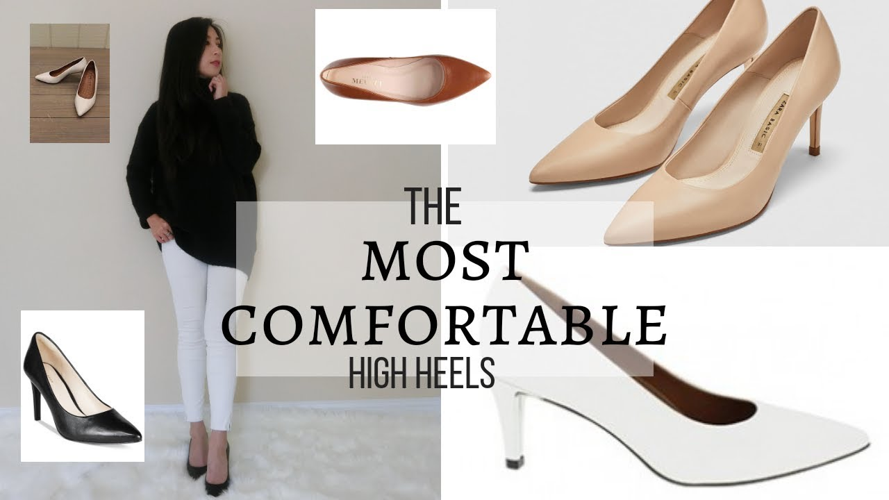 fa937bd8640 The Most Affordable   Comfortable High Heels Review