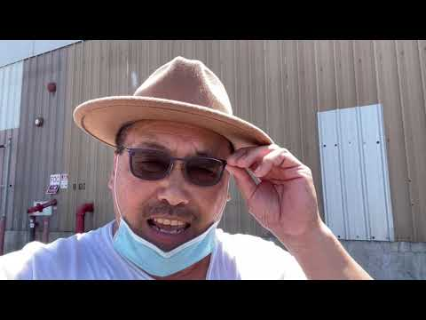 "East Oakland Homeless Encampment ""Burnout"" Vlog By Derrick Soo"