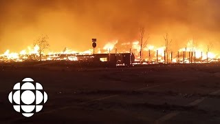The Current: On the Front Lines of the Fort McMurray Fire | CBC