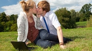 How to Kiss Someone at School | Kissing Tips