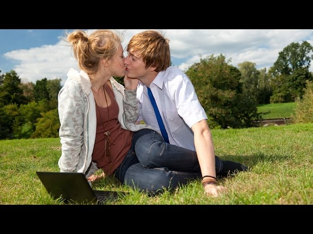 How to Kiss Someone at School | Kissing Tips Travel Video