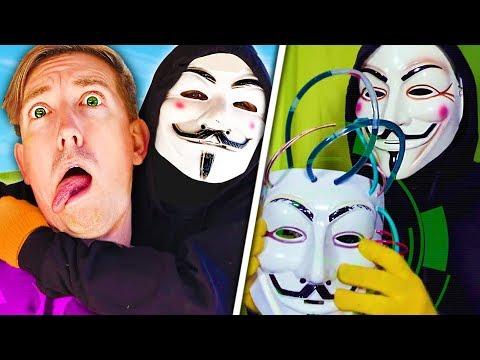 Chad Wild Clay Joins Project Zorgo... - Vy Qwaint, Daniel, & Regina TikTok Roblox - CWC Spy Ninjas