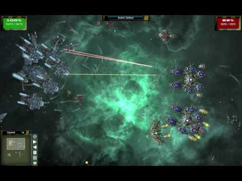 Gratuitous Space Battles - Gameplay Vid