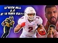 The *NEXT* Le'Veon Bell And He's Only *15 YEARS OLD*!!! Kendall Milton Highlights reaction